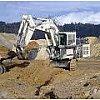 Liebherr fabrique des pelles minières à la pointe de la technologie. Ces machines offrent un rendeme...