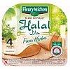Blanc de poulet fines herbes Halal - 4 tr.