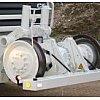 ESSIEUX & BOGIES X–RAIL Les essieux ferroviaires NEOTEC de la gamme X–RAIL ont été développés en col...