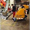 GLUTTON® ELECTRIC De Glutton® is een elektrische stofzuiger voor industrieel gebruik die allerhande ...