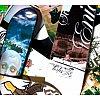 Sérigraphie sur skateboard