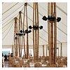 Un concept d'exception, en location, pour votre événement d'exception, la tente BAMBOU. La beauté na...