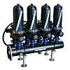 Filtre automatique à décolmatage soit par contre courant soit par air comprimé - En Polyéthylène hau...