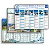 A partir de 500 exemplaires, nous vous offrons la possibilité de créer votre propre calendrier perso...
