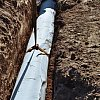 LANDOPIPE : Feutre de protection pour canalisations
