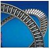 Leur faible hauteur de section permet d'intégrer les roulements à aiguilles dans des espaces très ré...