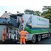 Nous réalisons la collecte d'ordures ménagères auprès de collectivités locales.Nous traitons avec le...
