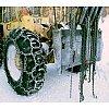 Záběrové řetězy pro lesní traktory