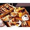 Le petit-déjeuner élégant de vos réunions clients (vaisselle en porcelaine)Mini-Viennoiseries, jus d...