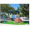 Concept :L'aire de jeux Piccolo, destinée aux enfants de 2 à 6 ans, est idéale pour les écoles, parc...