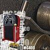 Curvadora  dobladora calandra de tubos perfiles ángulos MC400 NARGESA