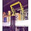 Barrière-écluse pour étages superposés